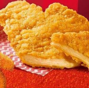 麦乐啃大鸡排美味
