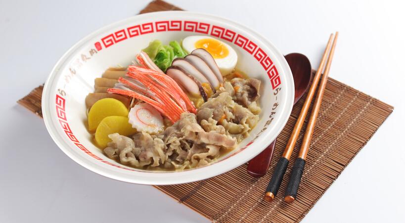 冨久内日式拉面美味
