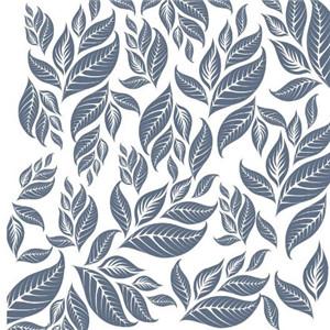 落叶硅藻泥叶子