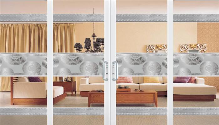 欧立德铝门窗白色