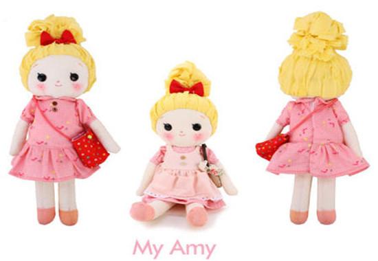 布娃娃展示2