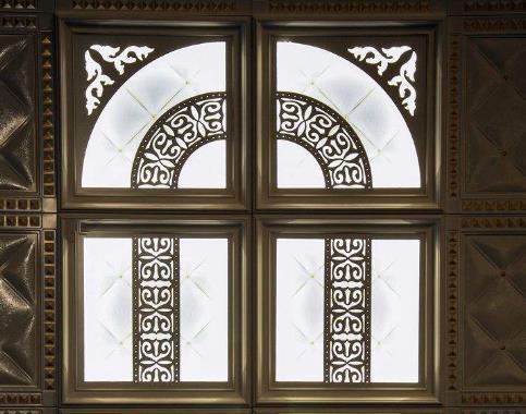 欧立德门窗欧式窗户
