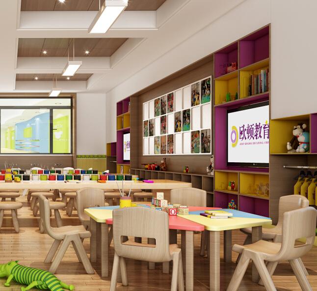 欧顿幼儿园功能室