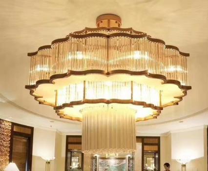 亮锋灯饰酒店灯具