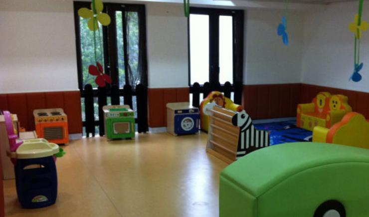 贝易乐园教室