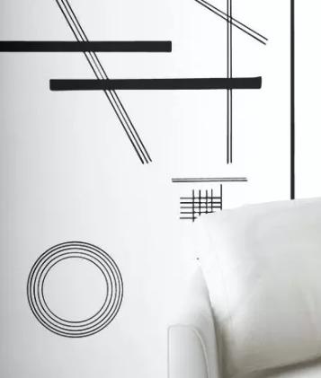 雅蒂壁纸现代风格
