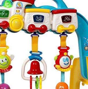 贝乐玩具火车
