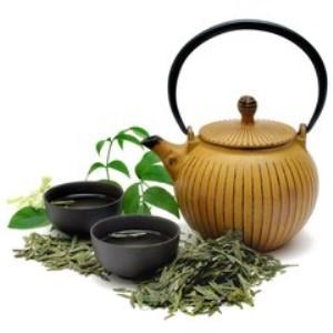 开茶叶店茶壶
