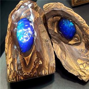 澳寶藍寶石