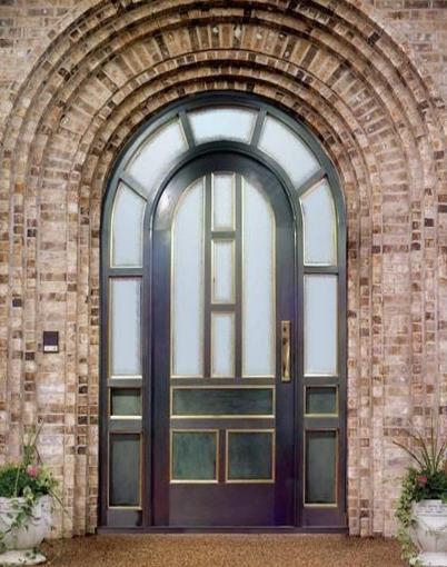 欧立德门窗墙体铝合金门