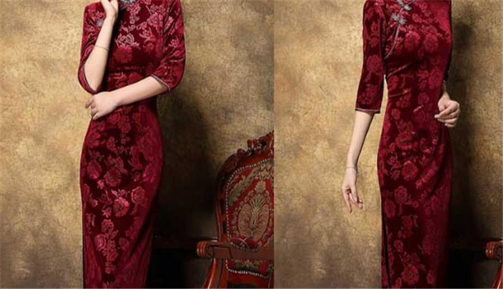 陶玉梅旗袍女装