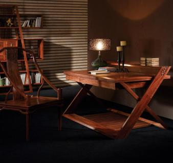 荣麟京瓷家具书桌