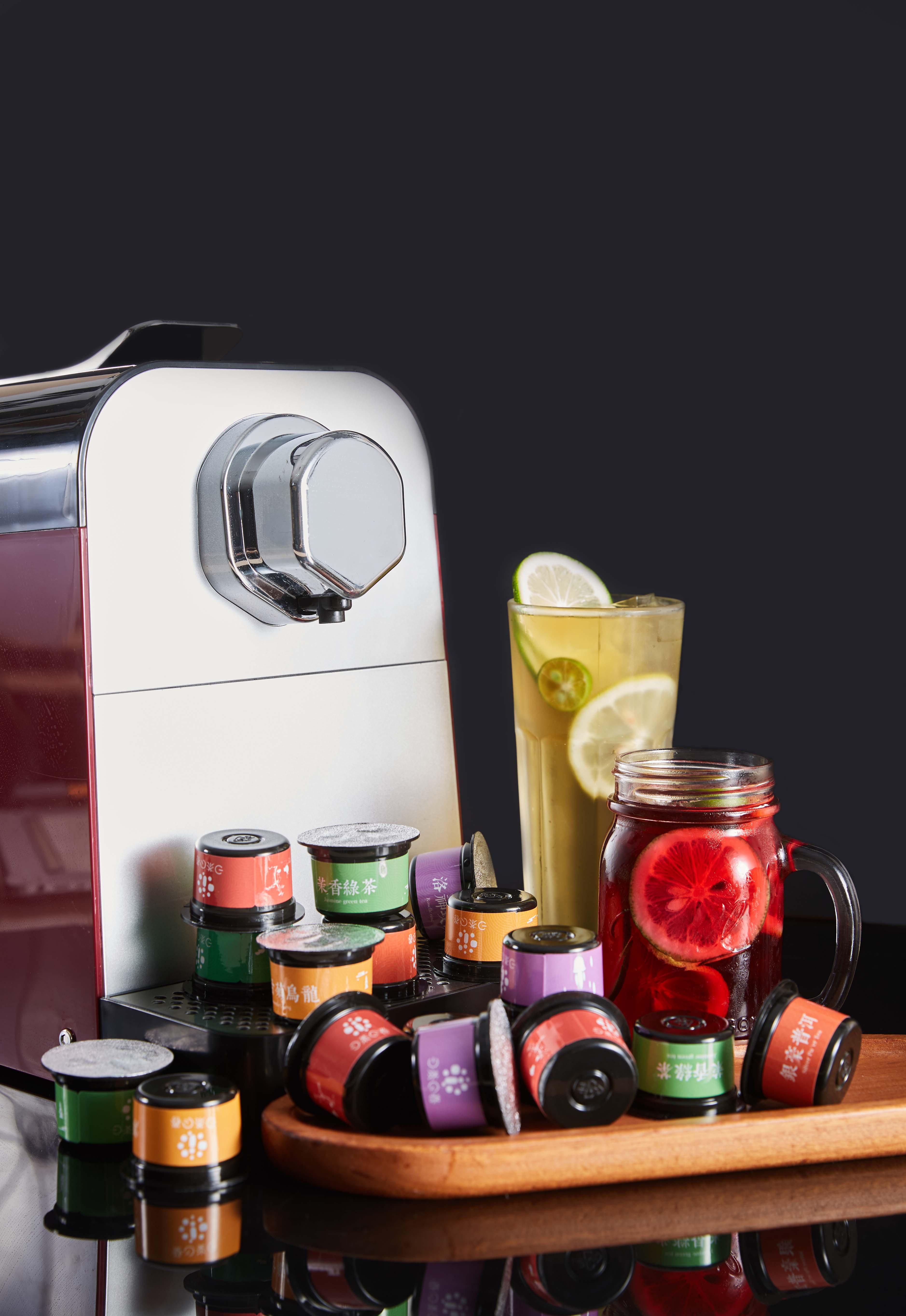 智能泡茶机