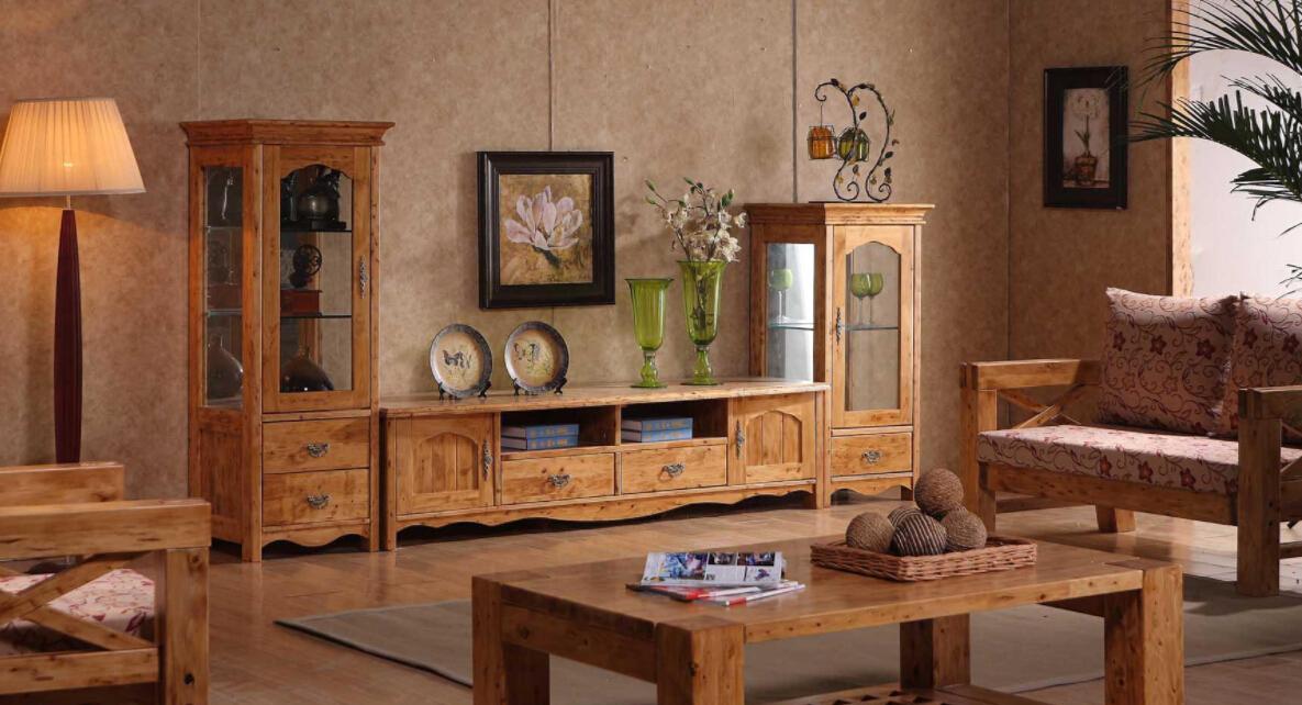 欧玛克实木家具图片