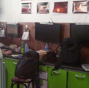 麒麟科技办公区