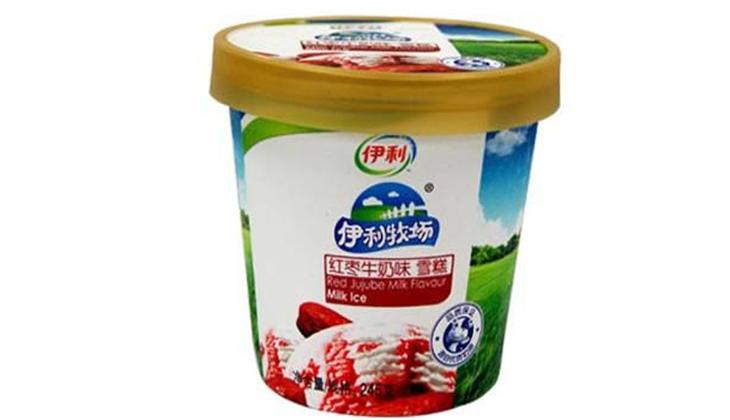伊利雪糕冰淇淋