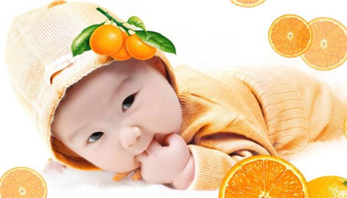 安琪儿儿童摄影橘子