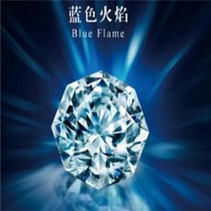 通靈翠鉆藍色