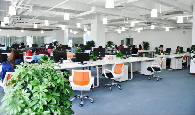 千米网办公室
