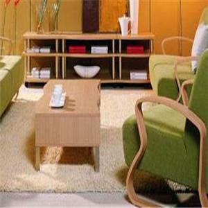 曲美家具沙发