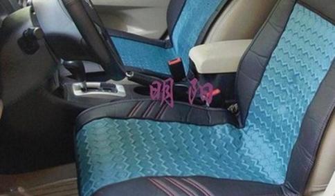 明阳汽车冷暖坐垫加盟产品