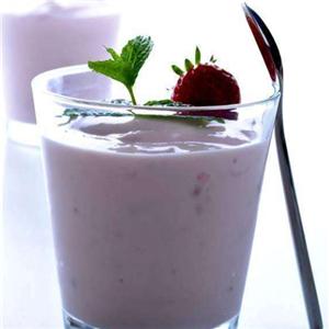 益斯美酸奶吧蓝莓