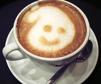 巴克咖啡真香
