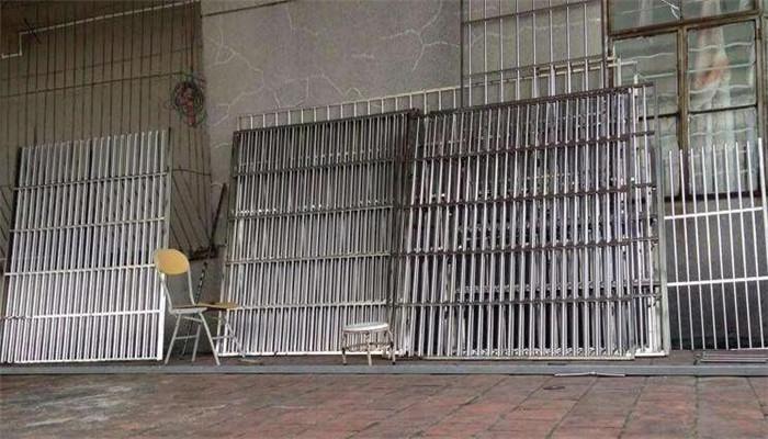 茂名海利不銹鋼防盜窗