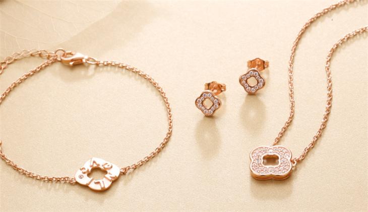 銀時代飾品項鏈