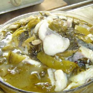 米时米刻酸菜鱼肉质鲜美