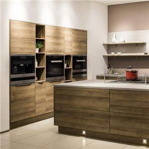藍谷整體廚柜木質