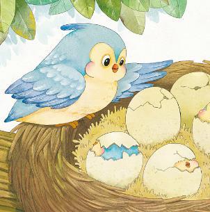 优贝儿童绘本馆鸟