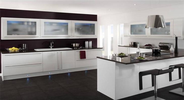 藍谷整體廚柜現代