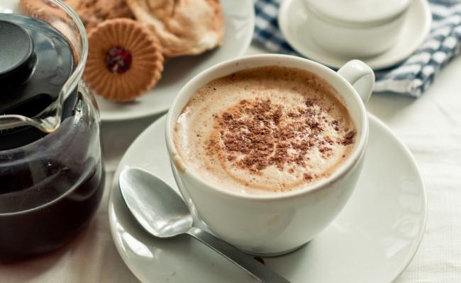 半客咖啡卡布奇诺