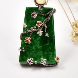 中國珠寶時尚吊墜