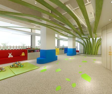TOTSCAMP美式嬰幼兒育樂中心內部
