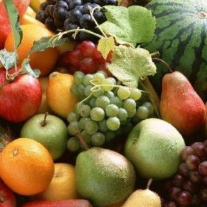 百果香水果品种多样