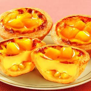 手感蛋挞芒果