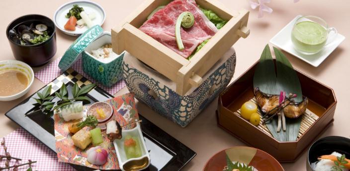 本季月日本料理分类