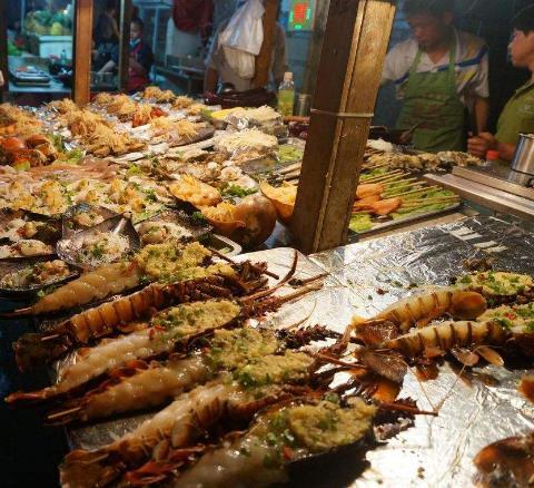 阿锦记海鲜大排档皮皮虾