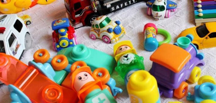 丑小魚玩具