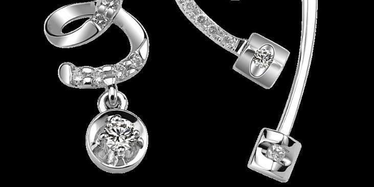 百年大福珠宝钻石吊坠