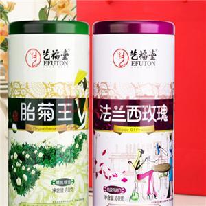 艺福堂花茶