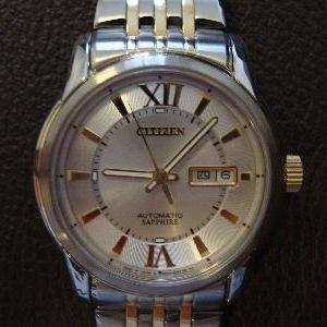 西铁城手表男士手表