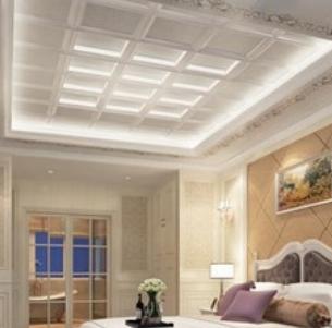 金顶阳光全屋吊顶卧室