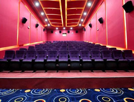 奥斯卡电影院观影厅