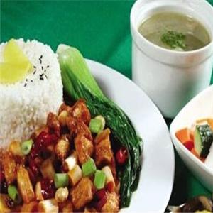 张素芝快餐店套餐