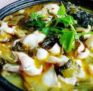 渔食记酸菜鱼原味