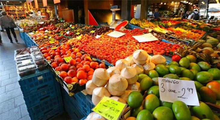 白涛新街菜市场