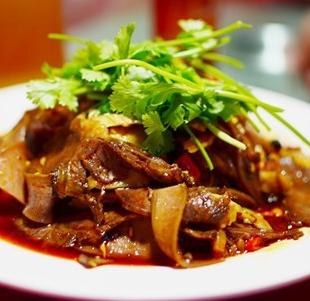 巴洋小酒馆炒牛肉